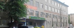 Бизнес-центр в Воронеже