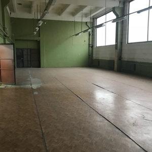 аренда производственного помещения под спортзал или фитнес-центр