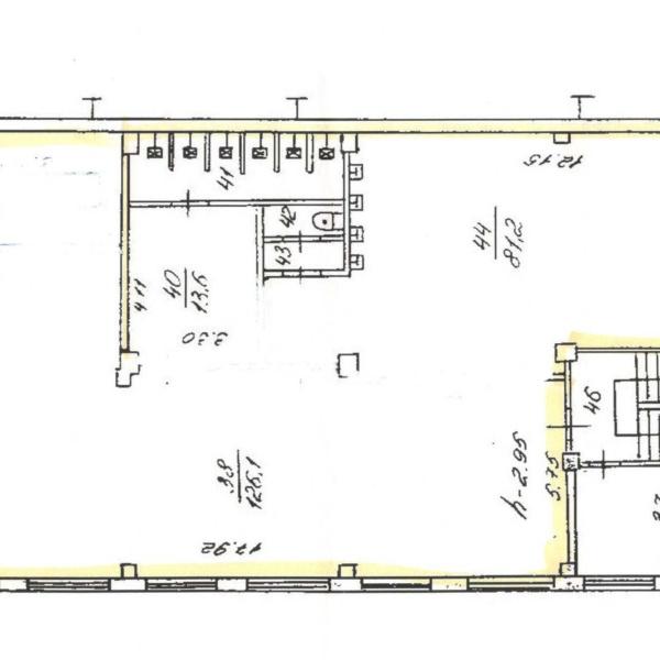 Производственная площадь в аренду